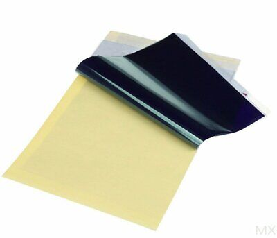 Tattoo Supplies Transfer Paper Stencil Carbon Thermal Tracing Hectograph Sheets