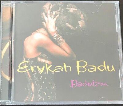 Erykah Badu Baduizm Ln Cd  Feb 1997  Universal