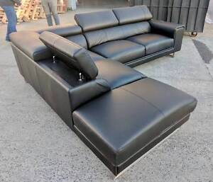 High end fabric 3 seater  lounge - Factory second Eumemmerring Casey Area Preview