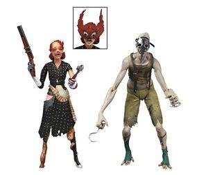 BioShock-2-Splicer-2-pack-Crawler-Splicer-amp-Ladysmith-Splicer-NECA