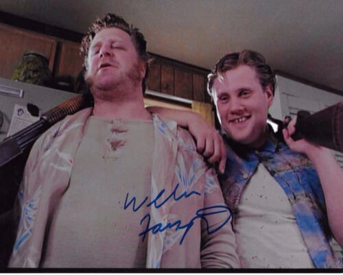 William Forsythe Signed 8x10 Photo H497 Dick Tracy RARE!!