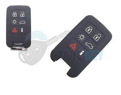 2x 3T Ersatz Gehäuse für Funkfernbedienung Schlüssel Volvo V40 S70 V70 C70
