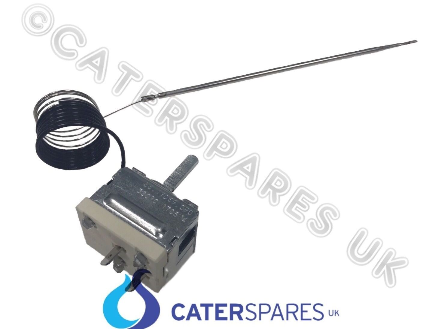 for convection oven Rosinox Ego 5519064800 Thermostat 250v 50-310 ° C