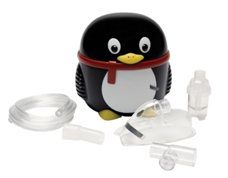 Pediatric Penguin Compressor and Nebulizer. Free FedEx Shipping. Over 300 Sold.