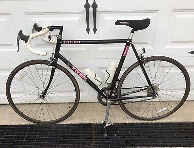 (Vintage Trek 1200 Road Racing Bicycle 12 Speed Aluminum All Original w/Paperwork)