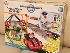 Piste de course Mario kart à assembler