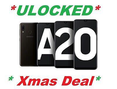 Samsung Galaxy A20U - 32GB (GSM UNLOCKED) 6.4