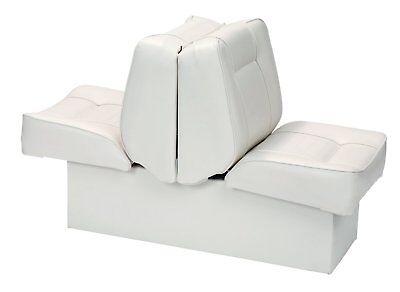 Back to Back Sitz Klappsitz Bootssitz Motorbootsitz Liegefläche Stuhl für Boot