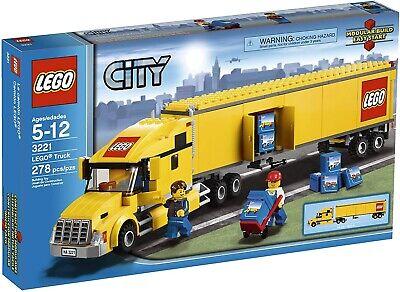 Lego City Truck (3221) NIB Retired