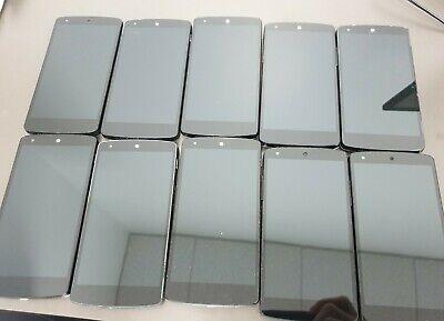 Wholesale lot of 10 Nexus 5 D820 16GB Black and White Unlocked Smartphone