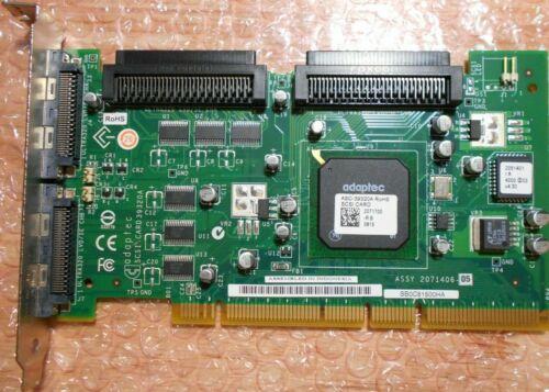 Adaptec 39320A 2071406-05 PCI SCSI Card