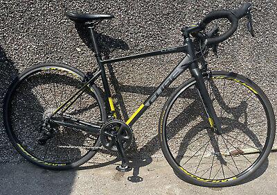 Cube Attain SL Shimano 105 22speed Road Bike Size 53cm