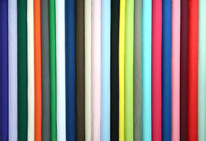 PLAIN-POLYCOTTON-FABRIC-CHOICE-OF-COLOURS
