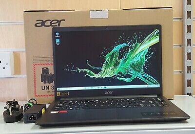 (SO4) Acer Aspire 3 A315-22, AMD A9-9420E @1.80GHz, 4GB RAM, 1TB Boxed