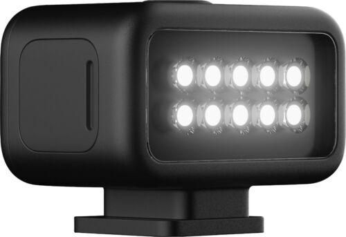 Genuine Original GoPro Light Mod for Hero 10 HERO9 HERO8 7 max Black flash only