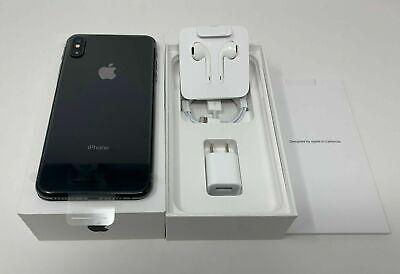 OB Apple iPhone XS MAX 256GB - Space Gray - GSM + CDMA Unlocked
