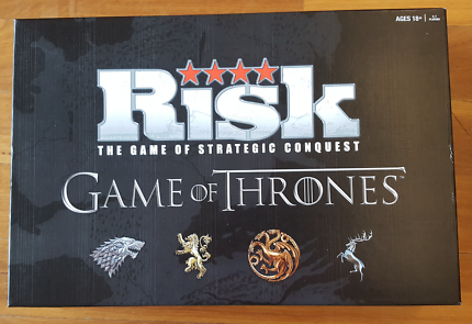 GAME OF THRONES - RISK Board Game