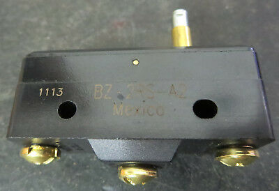 Micro Switch Bz-2rs-a2 Plunger Limit Switch