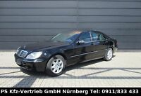 Mercedes-Benz S 600 L Werkspanzerung B6/B7 security 1.Hand