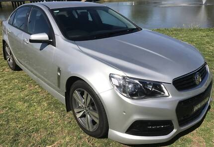 2014 Holden Commodore SV6 3.6L Sedan 6 Speed Automatic Forbes Forbes Area Preview