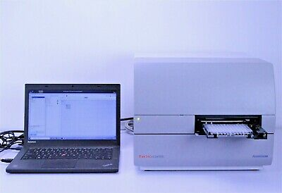 Thermo Scientific Fluoroskan Microplate Fluorometer 374 System Wpc Warranty