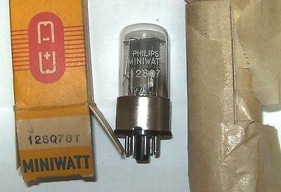 6SQ7GT electronic tube Adzam (équivalent 6G2 = CV1991)
