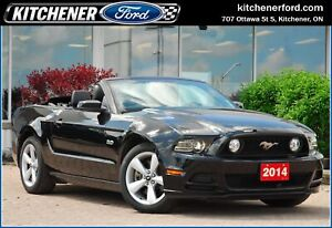 2014 Ford Mustang GT GT/CONVERTIBLE/ONLY 29K! KMS
