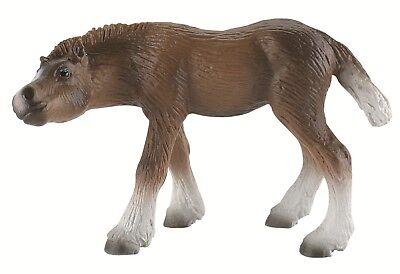 Pferd Schwarzwälder Fohlen Pferde Figur - Bullyland Pferd Sammelfigur 62689 NEU