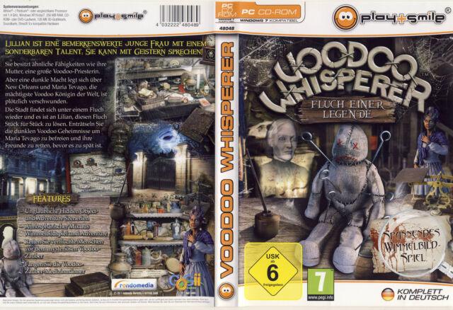 Voodoo Whisperer: Fluch einer Legende * Wimmelbild-Spiel * (PC, 2011, DVD-Box)