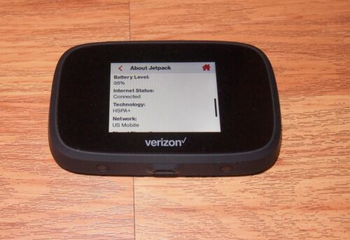 Unlocked VERIZON MIFI 7730L JETPACK 4G LTE  with Simultaneous Dual Band WiFi
