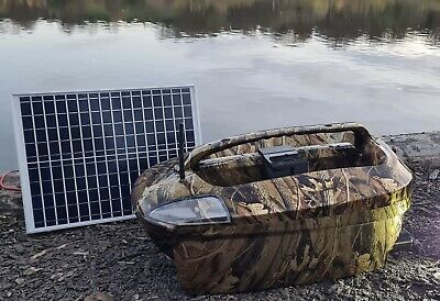 ND2 25w Solar Panel. (Boat Not Included)