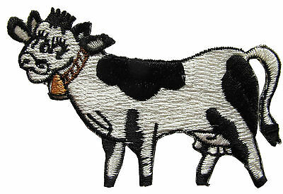 Cow 2 Embroidery (#3508 2 3/4