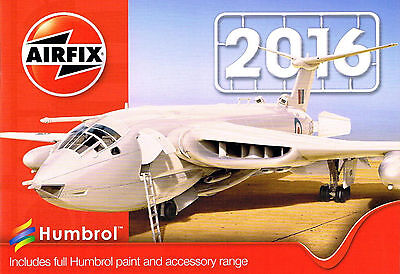 Airfix 2016 Catalogue Brand