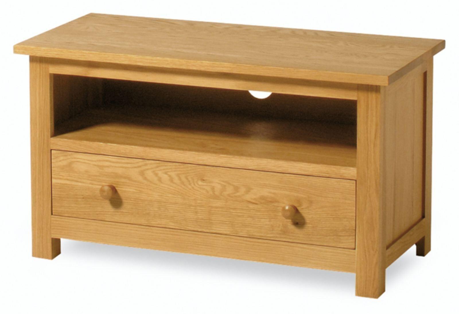 Small Tv Cabinets Penrose Oak Small Tv Stand Modern Light Oak Tv Unit Solid Wood