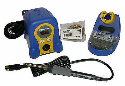 Hakko FX888D-23BY Digital Soldering Station FX-888D Open Box New Full Warranty