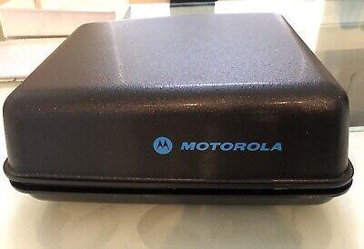 Motorola Motorcycle Radio Enclosure Box Hln 1446a. Harley Davidson Police Trunk