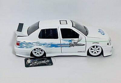 JADA TOYS 1/24 SCALE FAST AND FURIOUS 1995 VOLKSWAGEN