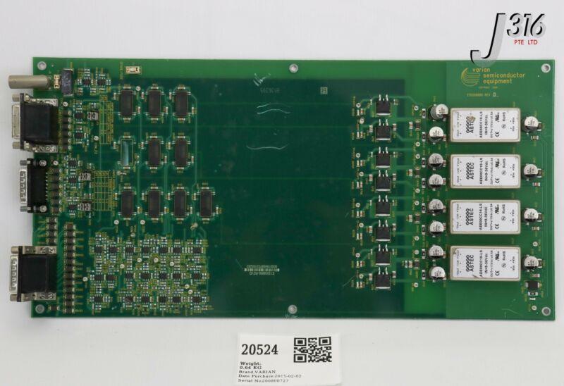 20524 Varian Pcb Assy, E14008890 E15008890