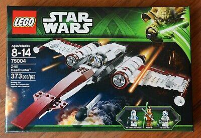 LEGO 75004 Star Wars Clone Wars Z-95 Headhunter NEW NIB FACTORY SEALED RETIRED