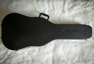 Official C.F. Martin Molded 14-Fret Dreadnought Acoustic Guitar Case (Rare Make)