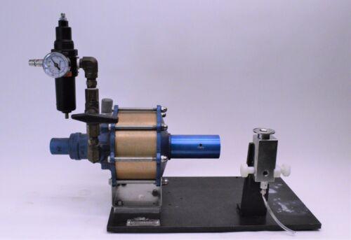 Microfluidics Microfluidizer 110S unit * Incomplete