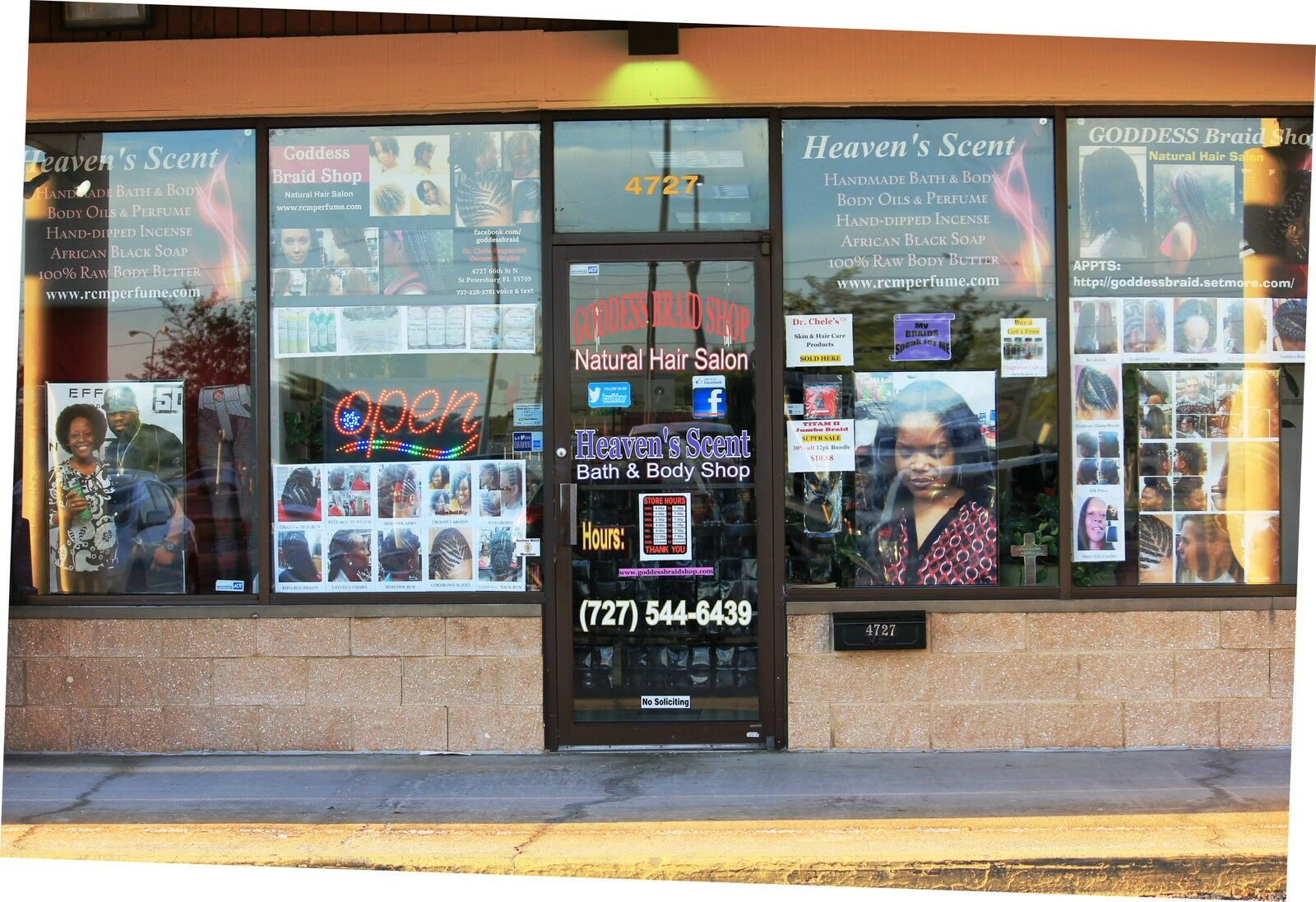 Goddess Braid Shop