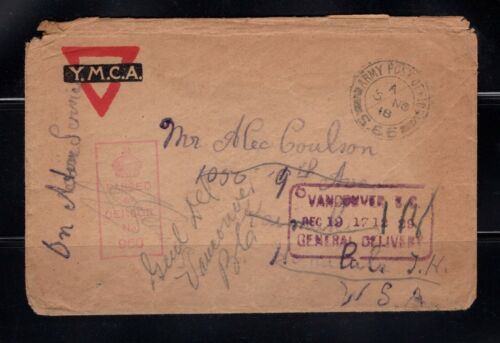 WW1 POW Letter, Cover, German Feldpostkarte, French Paper Coin and more