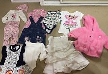 Bulk clothes newborn to 3 months baby girl Daceyville Botany Bay Area Preview