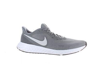 Nike Mens Revolution 5 Gray Running Shoes Size 10.5 (2037563)