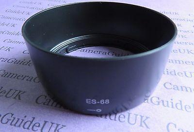 Parasol es-68 para Canon EF 50mm F/1.8 STM OBJETIVO, usado comprar usado  Enviando para Brazil