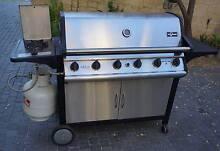 BBQ Grillmaster, 7 Burner, Great condition, Bargain, Free deliver East Fremantle Fremantle Area Preview