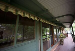 Roll down awnings Windella Maitland Area Preview