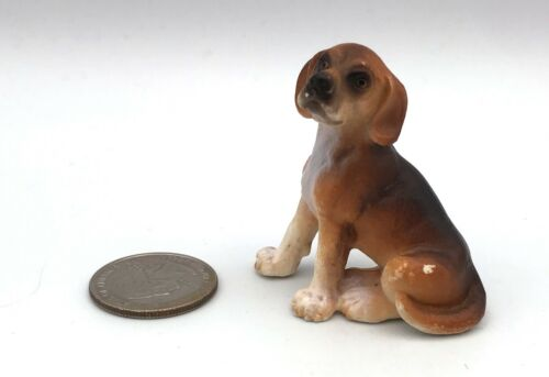 Schleich Adult BEAGLE Dog 1994 Retired 16302