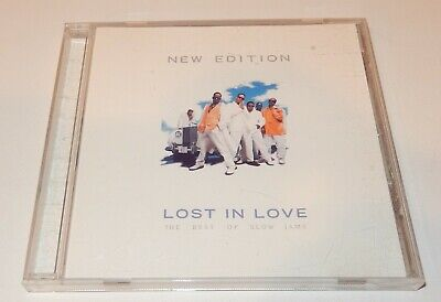 Lost in Love: The Best of Slow Jams New Edition (CD, 1998)